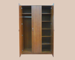 Шкаф для одежды 3х створчатый