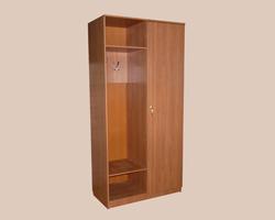 Шкаф для одежды комбинированный