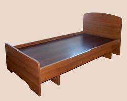 Кровать с настилом ЛДСП