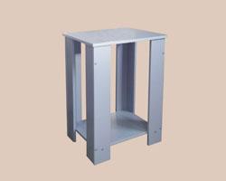 Подставка под шкаф металлический малый (ЛДСП)