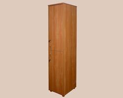 шкаф колонка с замками