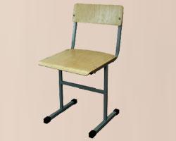 мебель стул ученический на металлокаркасе