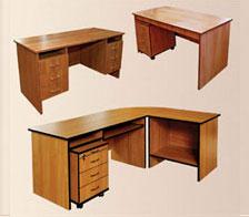 Офисные столы из ДСП