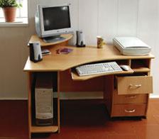 Столы компьютерные из ДСП
