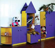 Детская мебель из ДСП