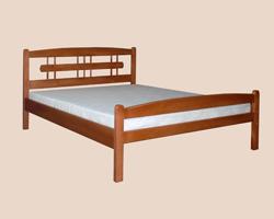 Кровать 1 ярусная ЮЛИЯ